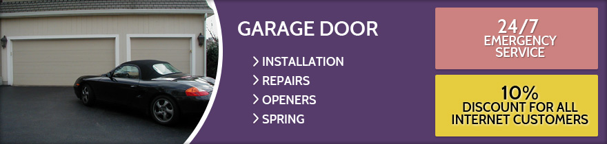 Lexington Garage Doors Ervices